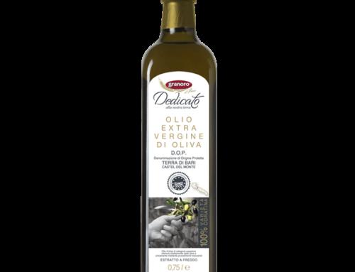 Olio extravergine di oliva D.O.P. dedicato