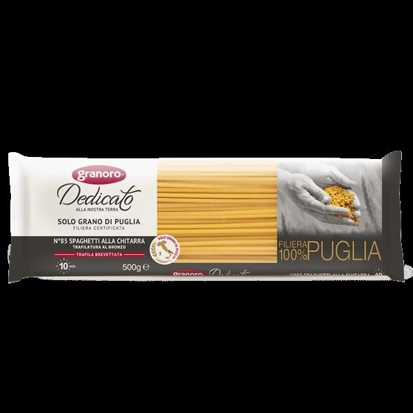 Spaghetti alla chitarra Dedicato n.85 title=