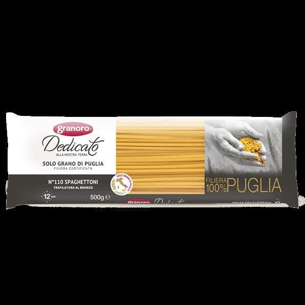 Spaghettoni Dedicato n.110 title=