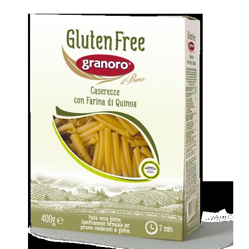 Caserecce n.475 Gluten Free title=
