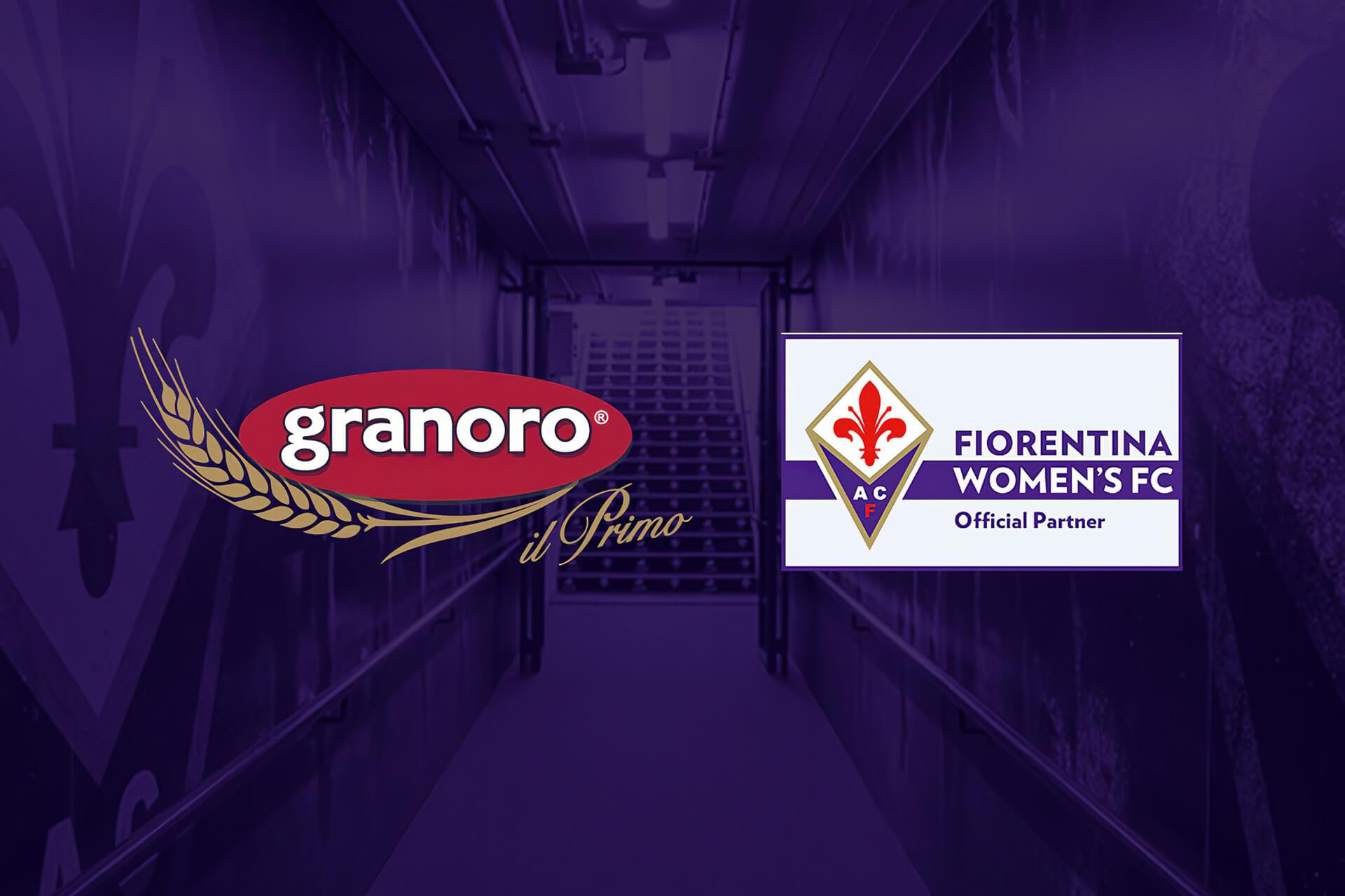 Granoro Official Partner di Fiorentina Women's FC