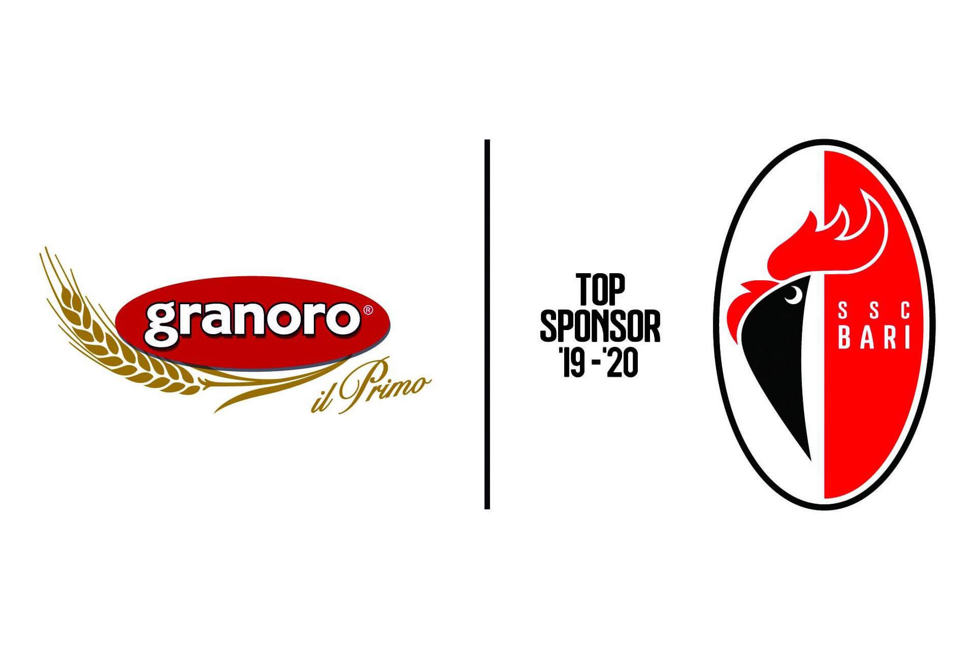 Granoro Top Sponsor dell'SSC Bari