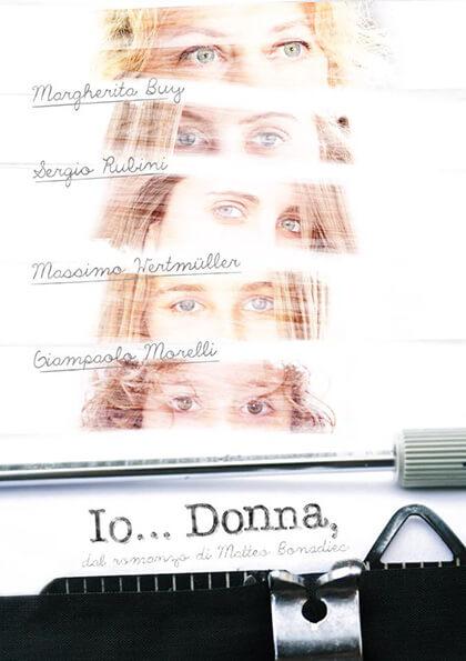 Locandina: Io... Donna